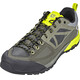 Salomon M's X Alp SPRY Shoes Castor Gray/Beluga/Lime Punch